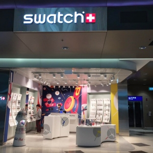 Swatch - Airport Midfield