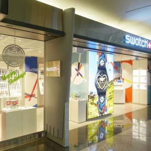 Swatch - Airport West Hall